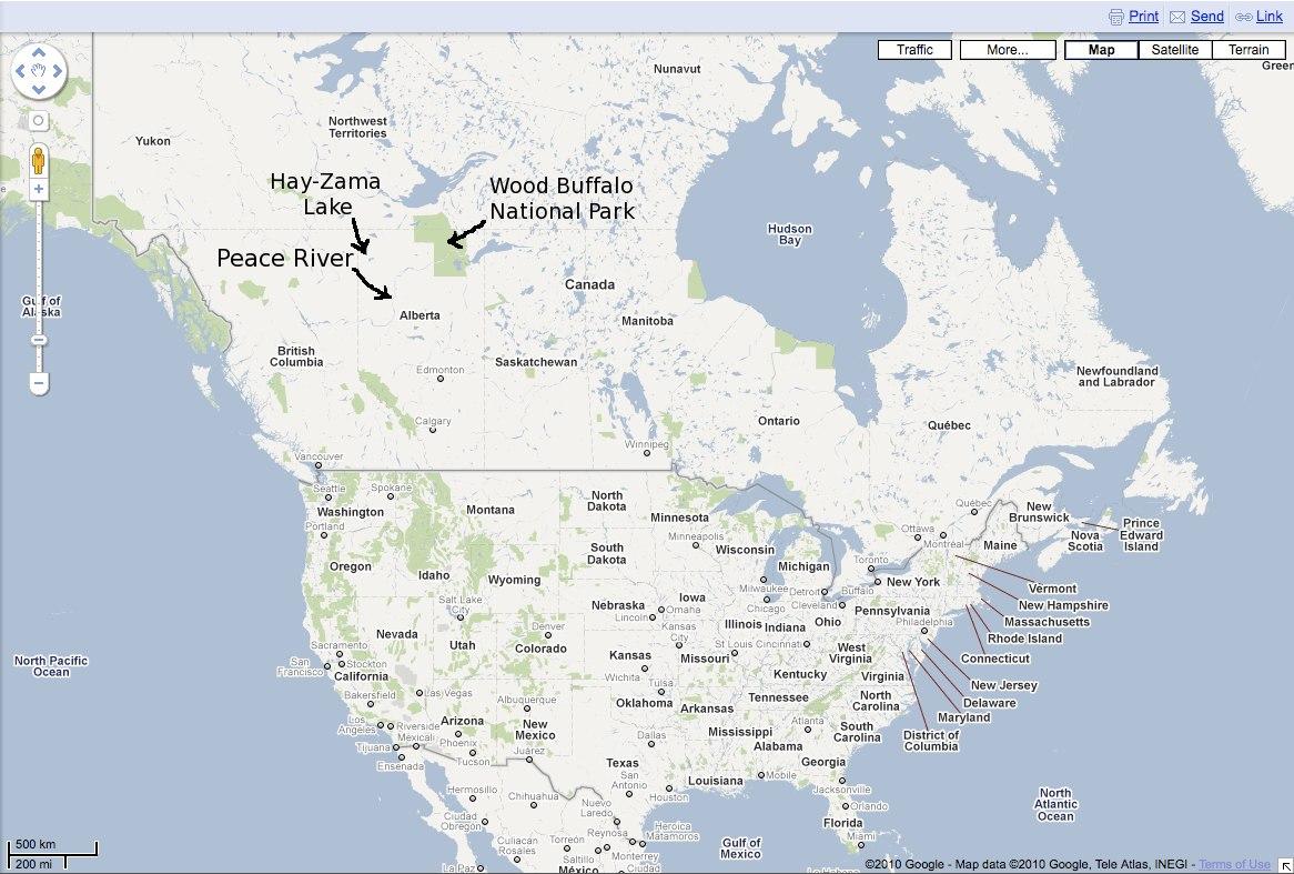 Flow North Paddling Company Blog Archive Cruising Google Maps - Google river maps