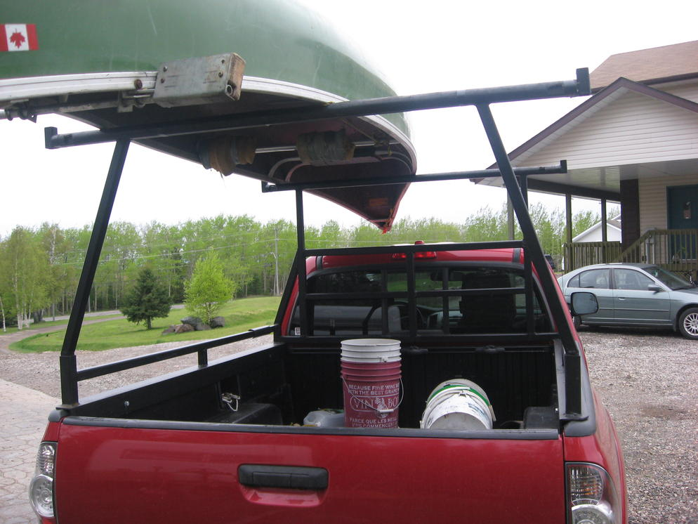 Holy Boat Archive How To Strap A Canoe To A Roof Rack